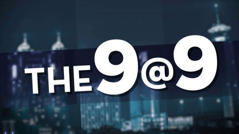 The 9@9: Bexar County deputy dies; Local restaurant robbery