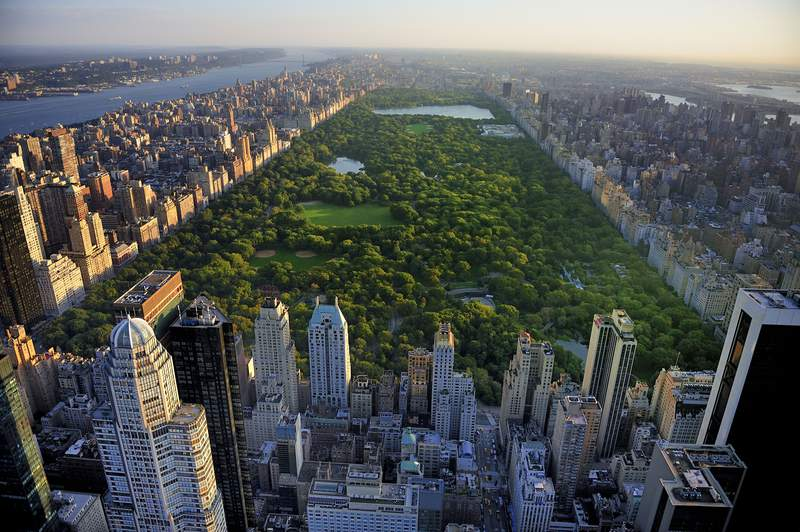 Central Park in New York City. Courtesy: CNN Newsource