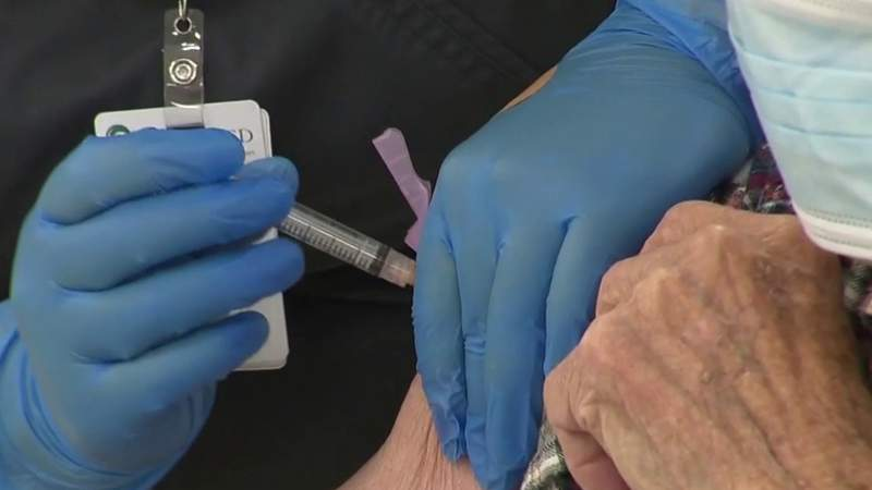 South and West Side vaccination sites overwhelmed by callers