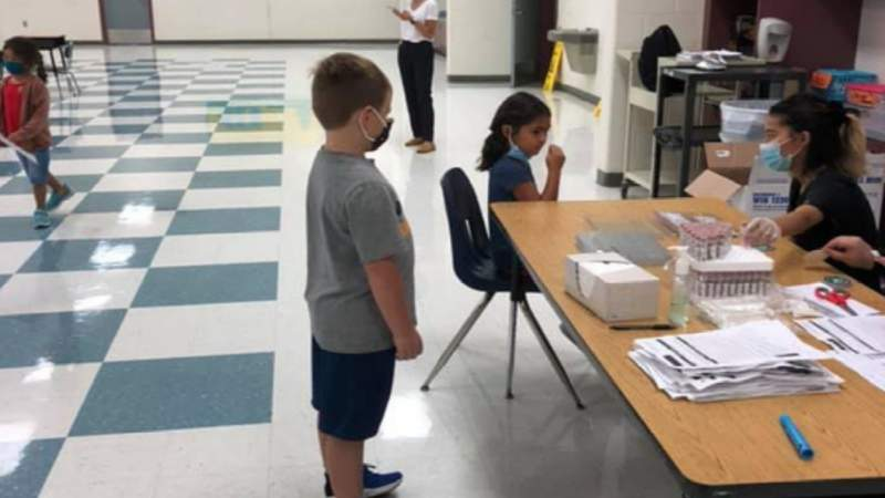 Free COVID-19 tests for Southside, Southwest and Judson ISD students returning from spring break