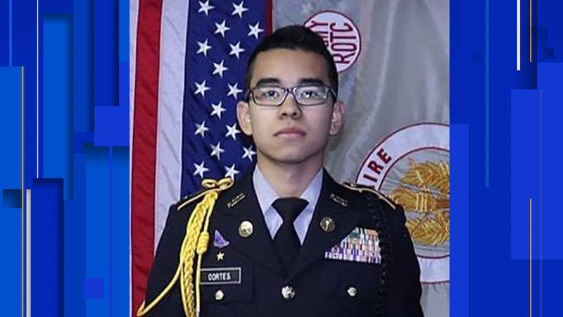 Cesar Cortes, 19, was fatally shot at Bellaire High School on January 14, 2020. Courtesy: Click2Houston.com