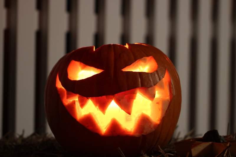Happy Halloween (hopefully!)