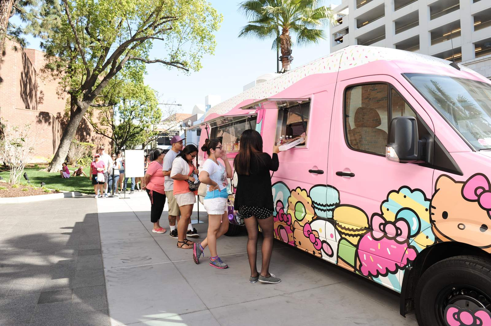 Hello Kitty Cafe truck coming to San Antonio's Shops at La Cantera this Easter weekend