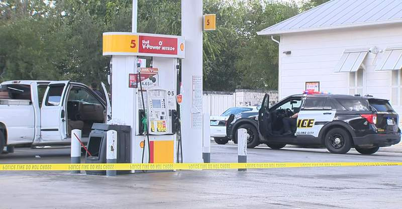 One person is injured after an apparent road rage shooting on the far Northeast Side, according to San Antonio police.
