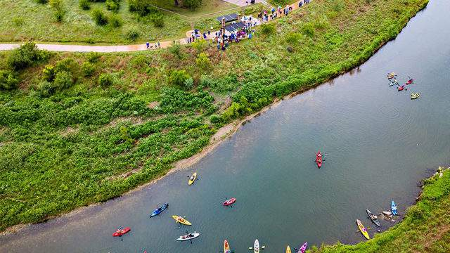 Photo courtesy the San Antonio River Foundation