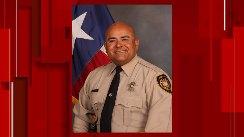 Deputy Eddy Luna was shot after he and other deputies were serving the warrant at a home in the 1400 block of Springwood in Spring Branch, according to officials.