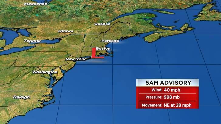 Tropics Forecast Cone at 11:09 Thursday Morning, September 02nd