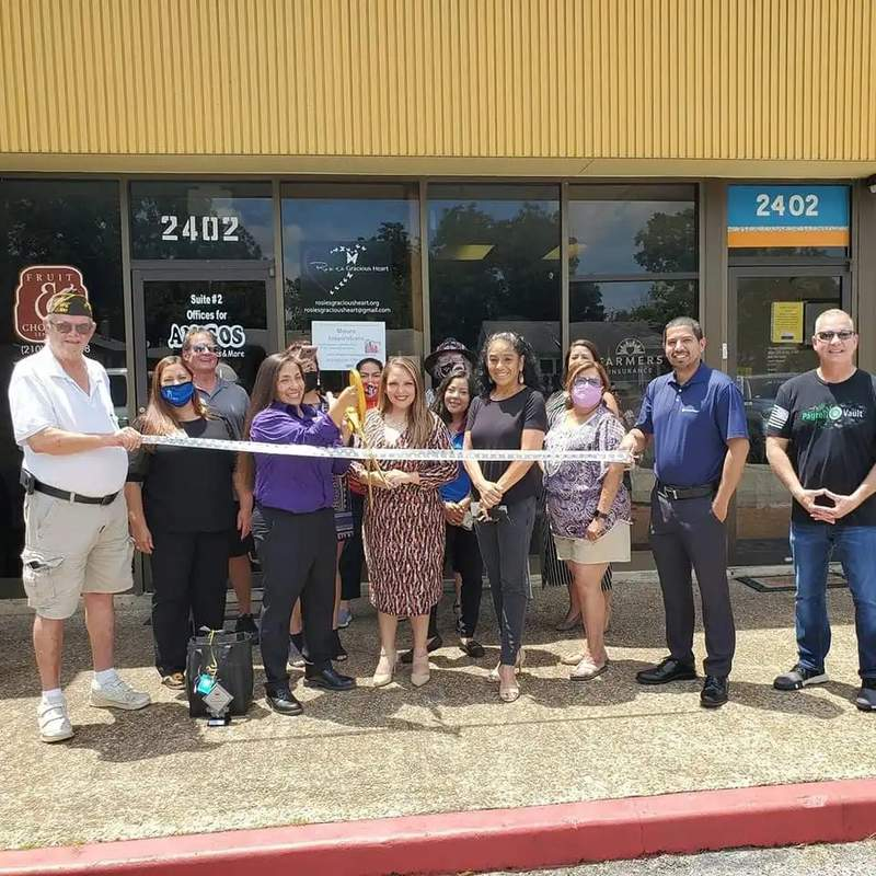 Rosie's Gracious Heart opened their new location at 2402 S. Hackberry St. on July 30.