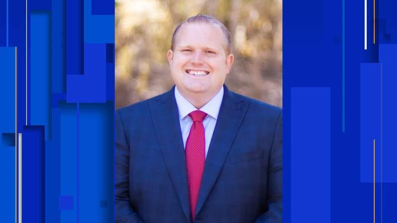 Leon Valley City Councilman Joshua Stevens.
