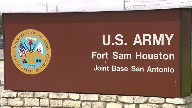 Joint Base San Antonio-Fort Sam Houston. (File)