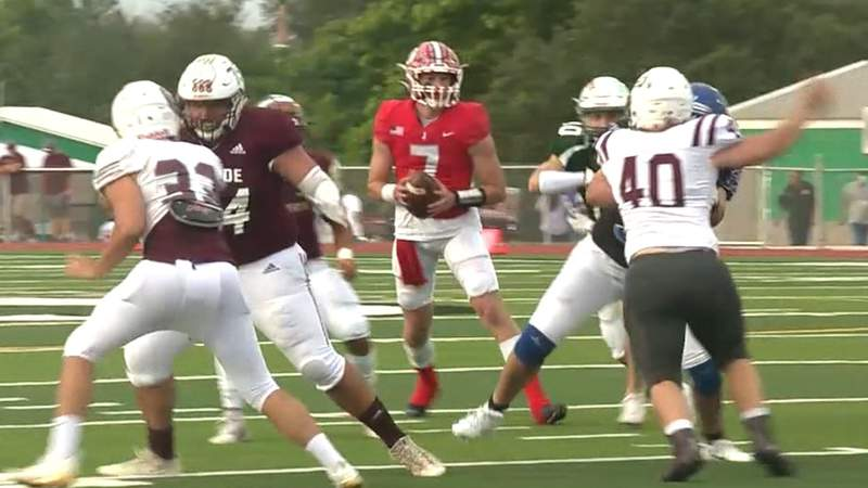 Jourdanton connections highlight first ever South Texas Coaches Association All-Star football game