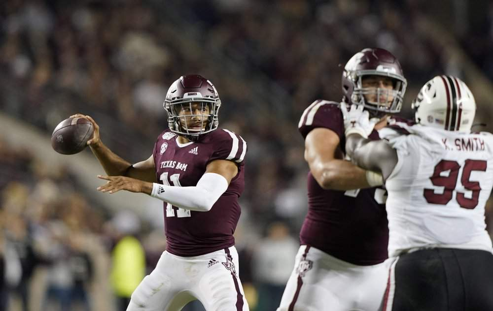 Texas A M Releases Full Football Schedule Opens With Vandy At Home