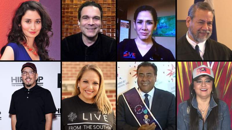 20 Influential Latinos in San Antonio