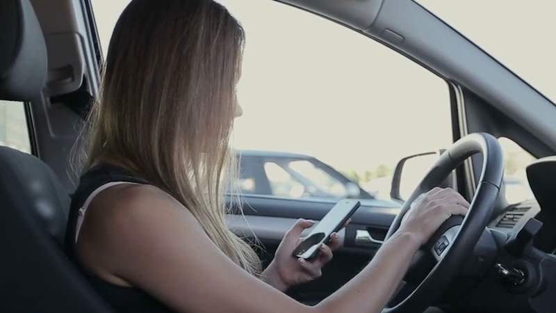 TxDOT campaign aims to reduce distracted driving