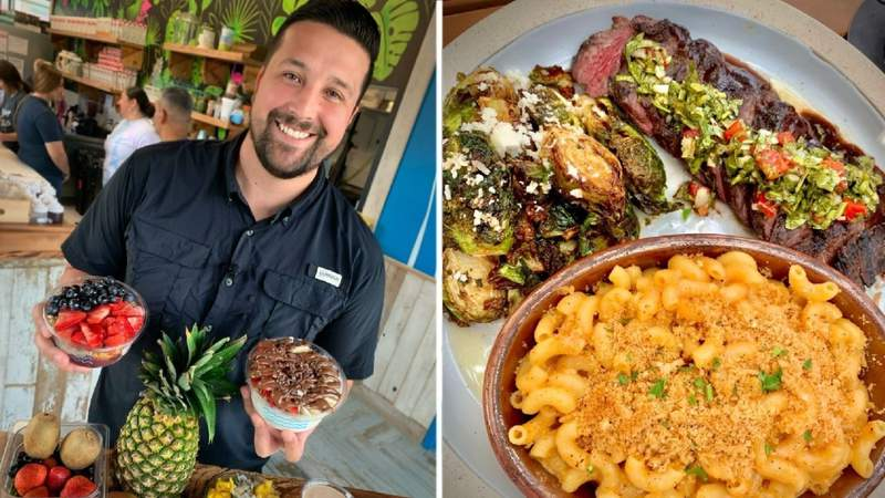 Texas Eats: All Americana with a taste of Mexican seafood