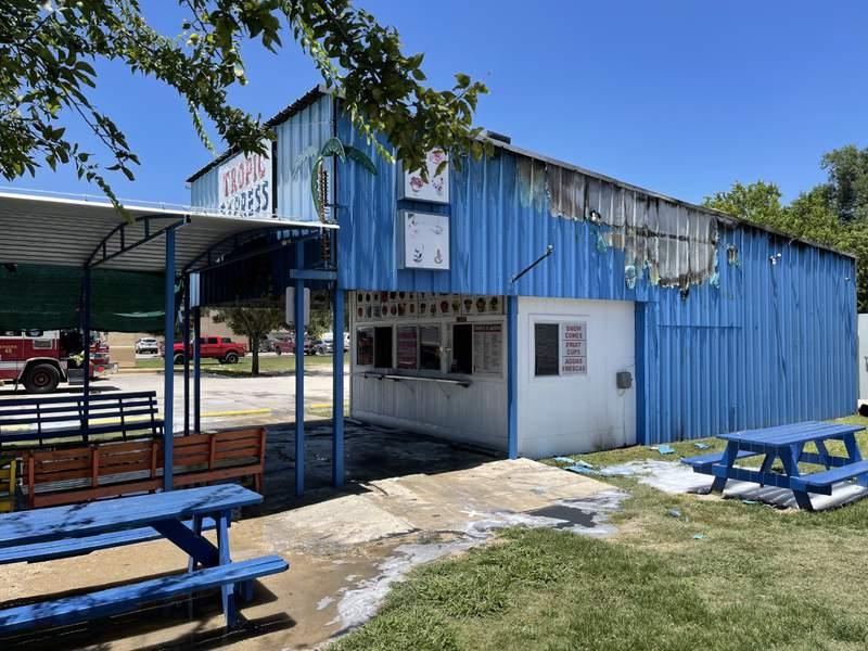 Tropical Express located in 10100 block of Culebra Rd.
