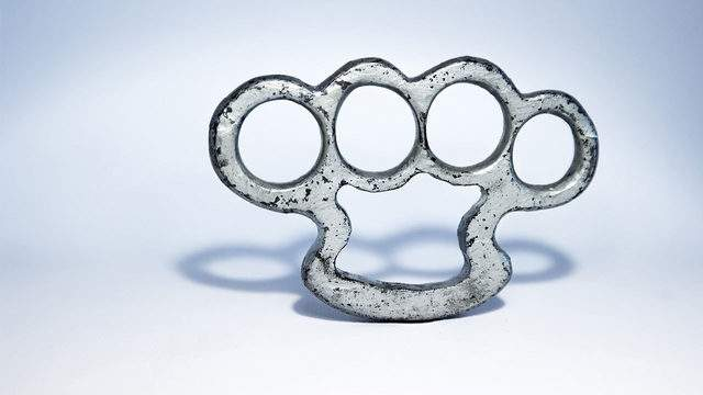 Brass Knuckles Self Defense Keychains Will Soon Be Legal To Carry