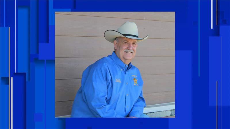 R. Glenn Smith, image courtesy of the Sheriff's Association of Texas.