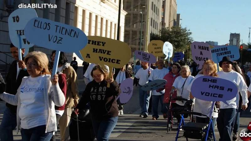 Disability community concerned about proposed changes to curbside voting in Texas