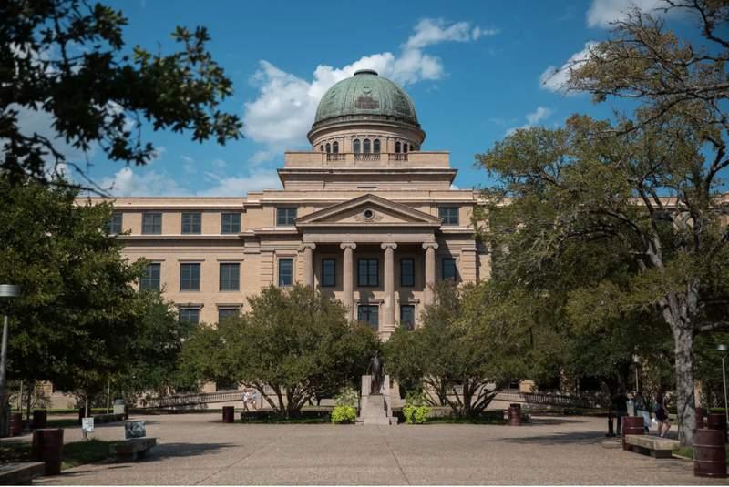 FILE - Texas A&M University