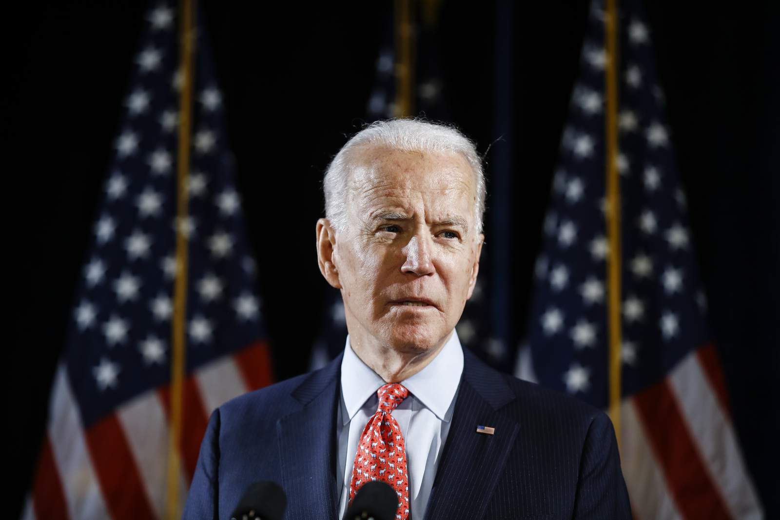 Biden Dems Aim To Expand Campaign Map With Fundraising Deal