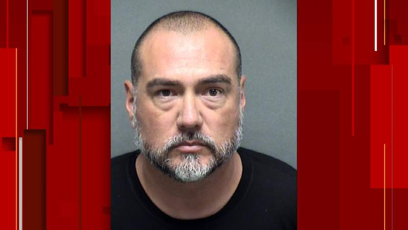 Toribio Gutierrez was arrested on suspicion of indecent assault and official oppression.