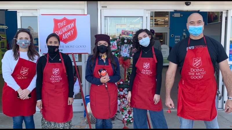 Help Salvation Army San Antonio raise $250,000 for National Salvation Army Week   SA Live   KSAT 12