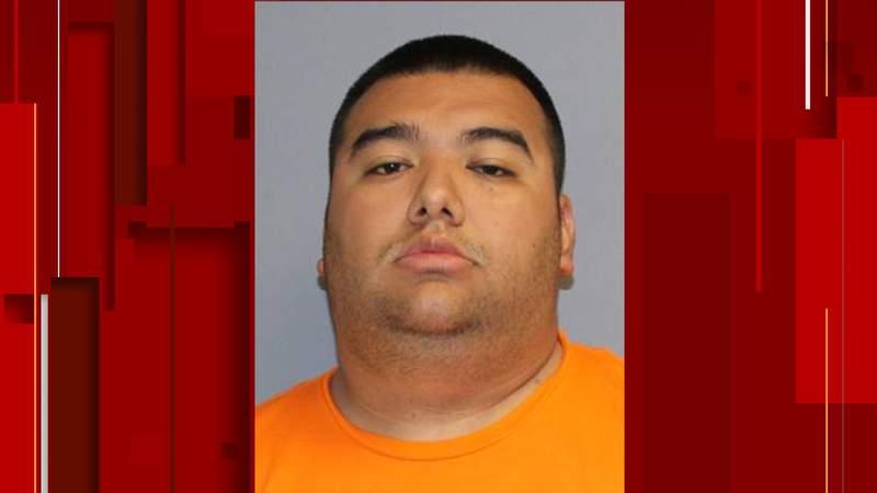 Marcus Olivo. Courtesy: Wilson County Jail