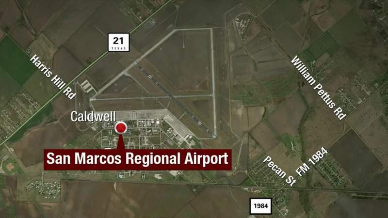 San Marcos plane crash