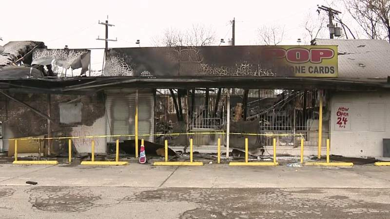 SA business destroyed after late-night fire