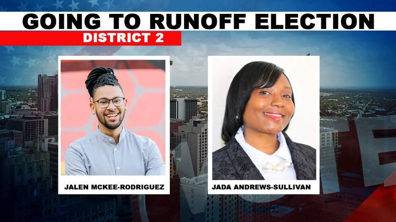 Incumbent Andrews-Sullivan, McKee-Rodriguez to go head-to-head in June 5 runoff
