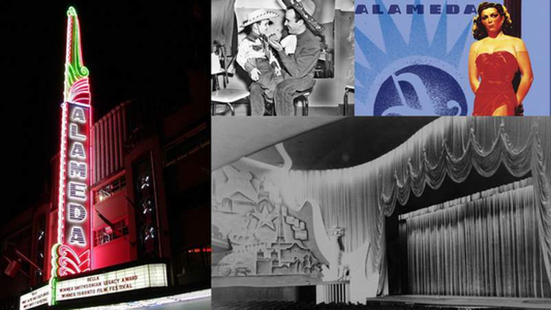 Throwback Thursday: Alameda Theater