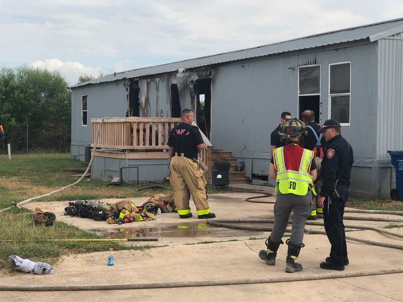 South Side house fire caused by cigarette, SAFD says