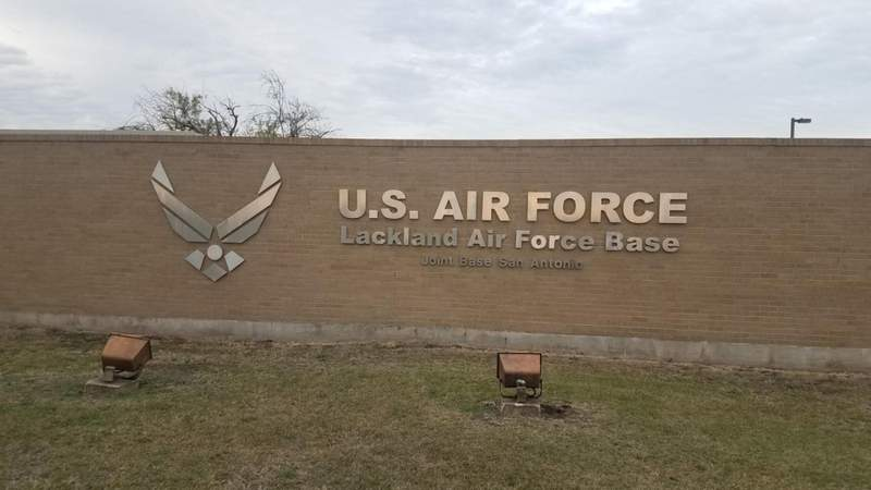JBSA-Lackland to allow guests at basic training graduations starting July 22, 2021.