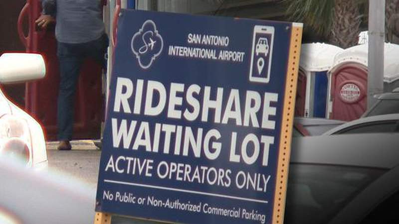 Rideshare drivers expose deplorable condition of portable toilets at San Antonio International Airport