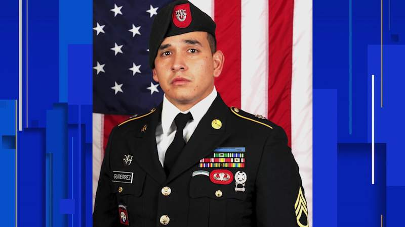 Family remembers Army sergeant son killed in Afghanistan attack