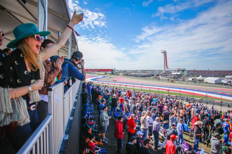 Race Fans Invited to Experience NASCAR's Inaugural Race at COTA on May 23