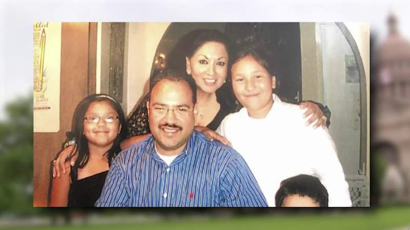 Family of Bexar County Sheriff's Deputy who died from COVID-19 complications shares his story
