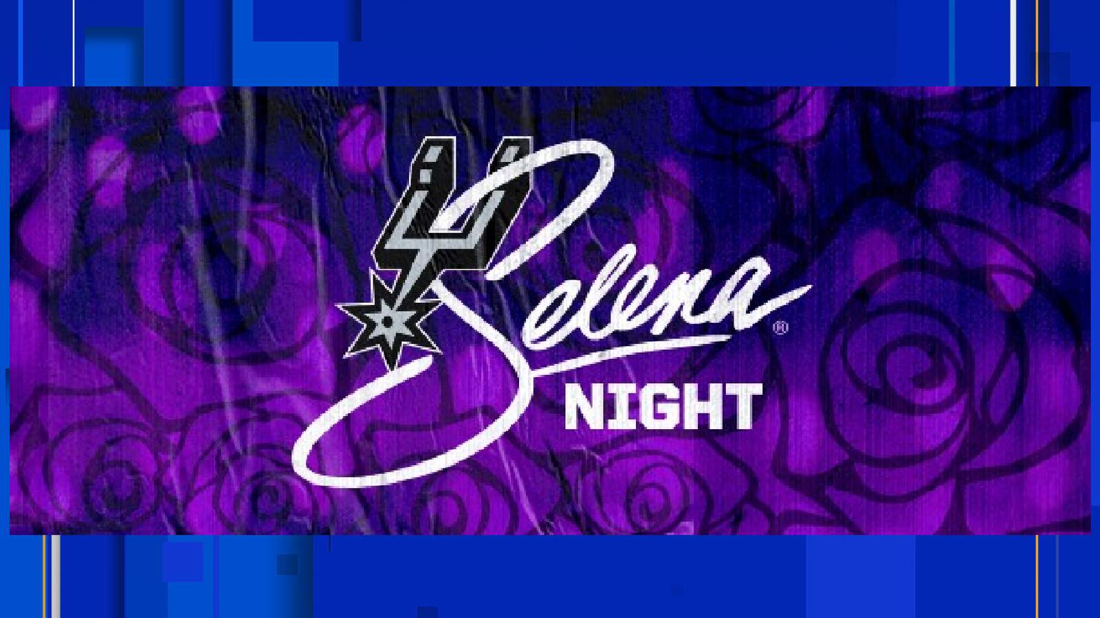 San Antonio Spurs Reveal First Pieces Of Selena Merch Collection