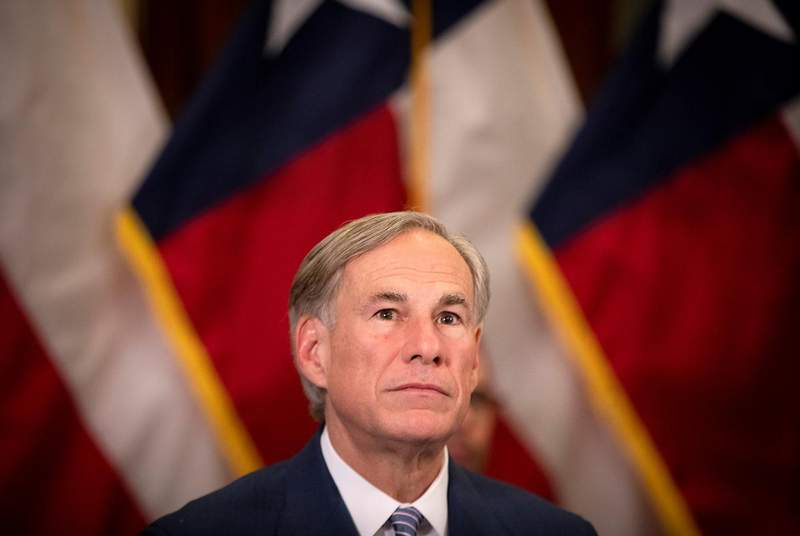 Gov. Greg Abbott's campaign has made over a quarter-million dollars worth of in-kind contributions in support of state Rep. Drew Springer's campaign for state Senate.                    Credit: Miguel Gutierrez Jr./The Texas Tribune