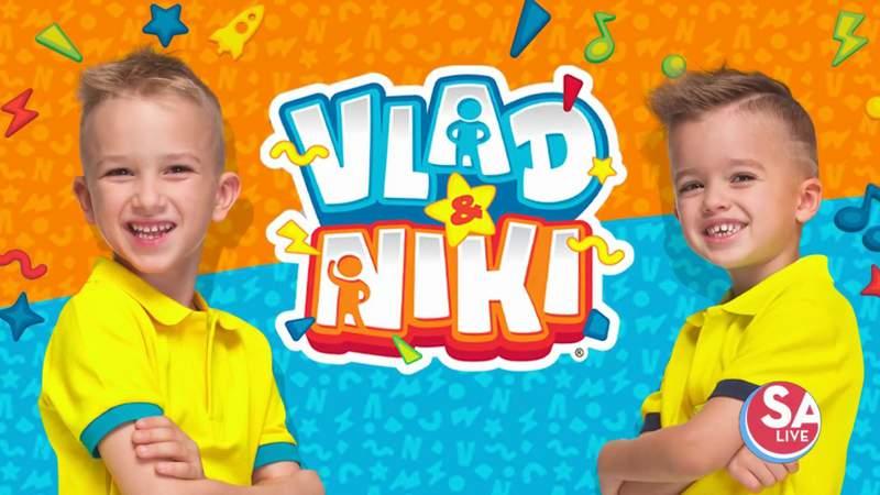 More than 63 Million subscribers on YouTube - A new adventure for Vald & Niki | SA LIVE | KSAT