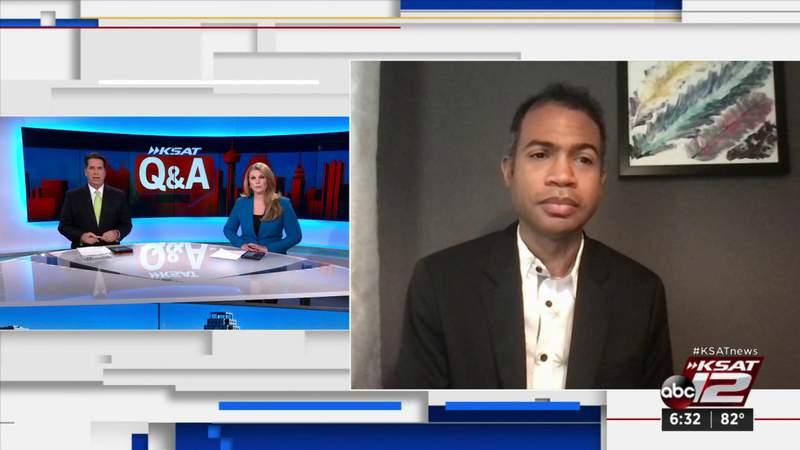 KSAT Q&A: Trinity history professor discusses Tulsa Race Massacre as 100-year anniversary nears