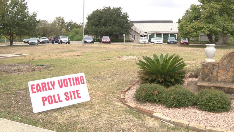 Bexar County adds more early voting sites for March 6 Primary