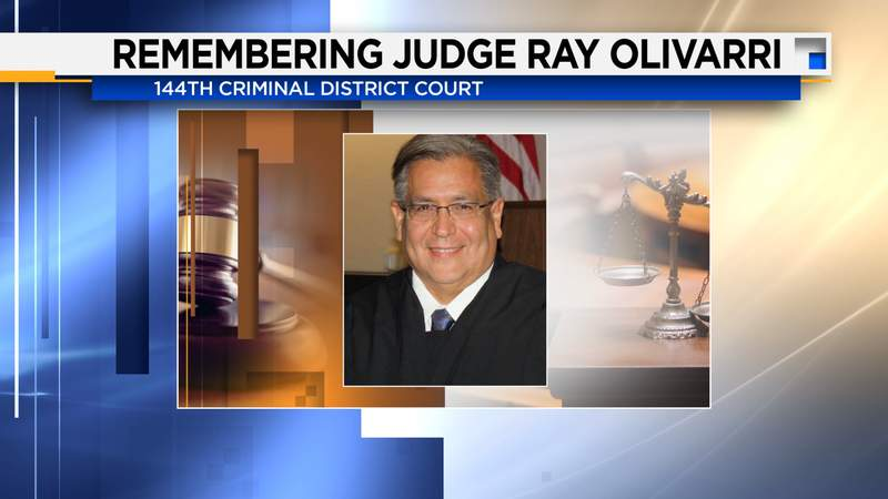 Judge Ray Olivarri