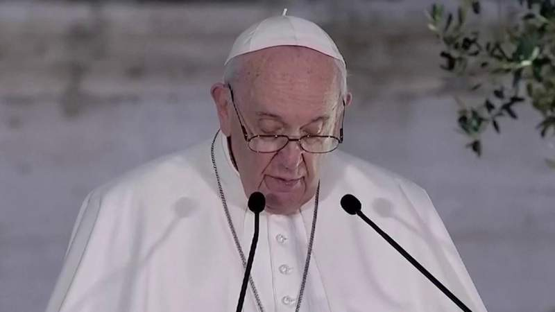 San Antonio Catholics weigh in after pope's statements supporting same-sex unions