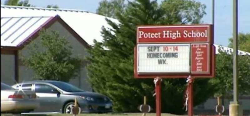 Poteet High School (File)