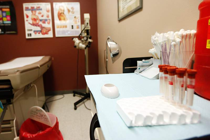 A womens health clinic in Texas.