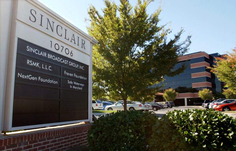 Sinclair hit by ransomware attack, TV stations disrupted