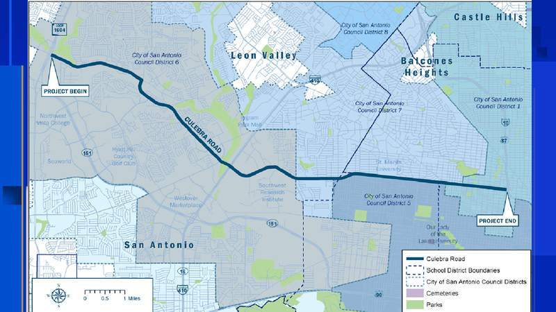 Residents can help shape the planning for Culebra Road by registering for one of three virtual community workshops.