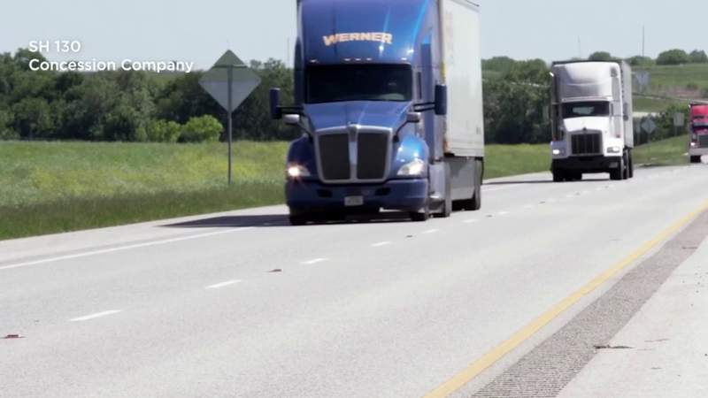 Rebates, incentives aim to lure more truckers to SH 130 toll road